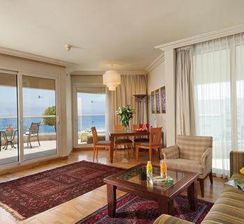 Hotel LE MERIDIEN in Eilat  (Israele)